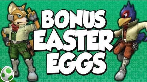 BONUS Easter Egg Fox and Falco Secret Taunts - Super Smash Bros. Melee - DPadGamer