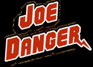 A Joe Danger logo
