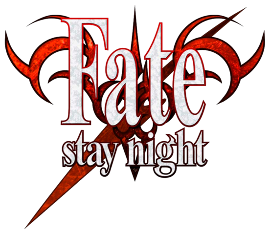Image result for fate stay night logo