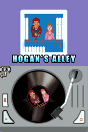 WWTo Record Hogans Alley