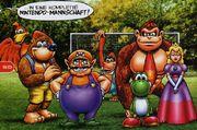 N-Gang vs Nintendo