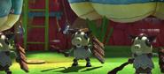 NintendoLand ZeldaBattleQuest 01 Grasslands boss