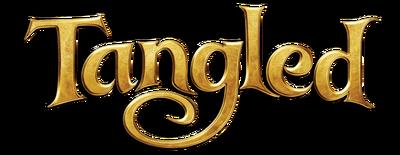 A Tangled logo