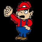 WWG amiibo Mario