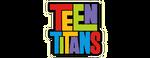 A Teen Titan logo