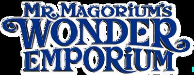 A Mr Magorium's Wonder Emporium logo