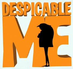 A despicable Me