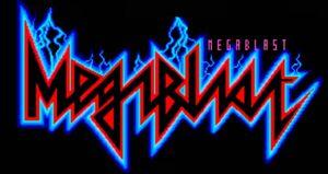 Megablast logo