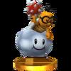 SSB4 Trophy Lakitu
