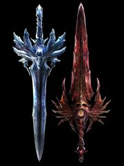 SoulCaliburV swords