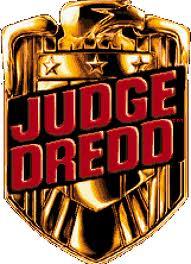 Judge dredd logo