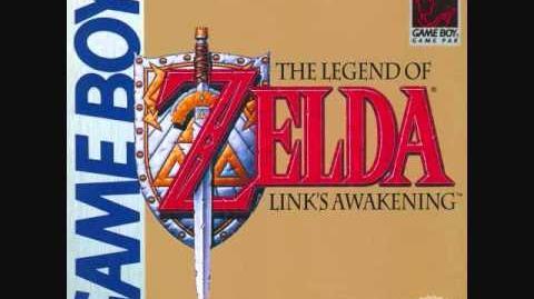 The Legend of Zelda Link's Awakening - Richard's Villa