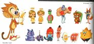 Wreck-ItRalph GCS characters