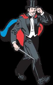 A mandrake the magician