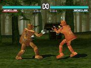 Tekken 3 Mokujins