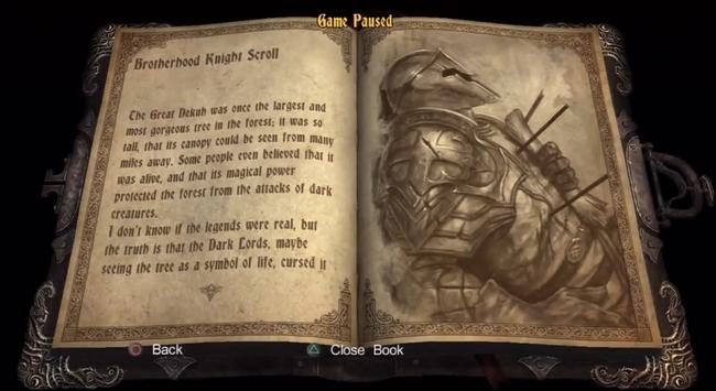 CastlevaniaLoS scroll Dekuh