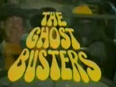Ghost busters cbs logo