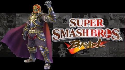 Hidden Mountain & Forest - Super Smash Bros. Brawl