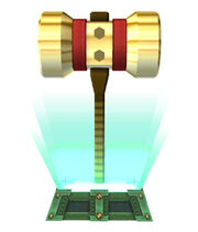 SSBB Golden Hammer