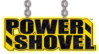 Power shovel logo