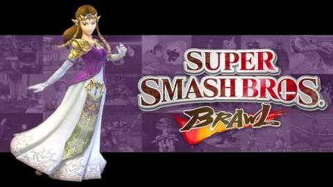 Great Temple Temple - Super Smash Bros. Brawl