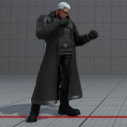 SFVAE urien Wesker costume