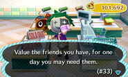 ACNL fortune33 Pikmin