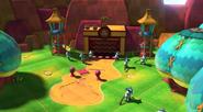 NintendoLand ZeldaBattleQuest 01 Grasslands