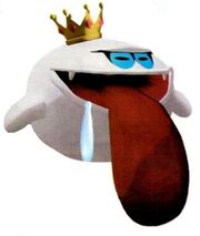 Super Mario Sunshine King Boo
