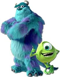 A sully and mike