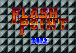 Flash Point title screen