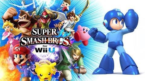 Mega Man 3 Retro Medley - Super Smash Bros. Wii U