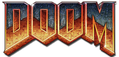A doom logo