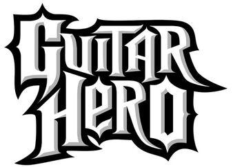 A Guitar Hero Logo
