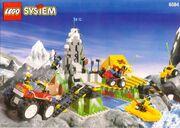 LegoExtremeTeam 6584 Extreme Team Challenge