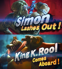 SSBU Simon & KingKRool