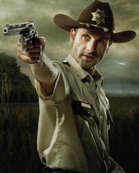 A Rick Grimes