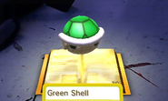 AR games fishing Green Shell