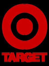 A Target logo