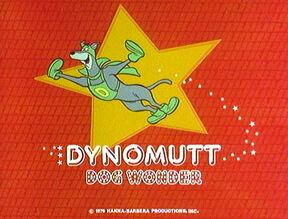 Dynomutt Dog Wonder