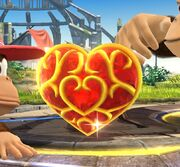 SSB4 HeartContainer