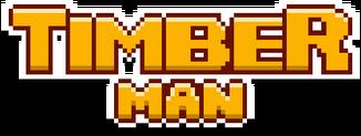 A Timberman Logo