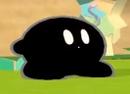 SSBM Kirby hat MrGame&Watch