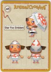 AC eCard StarFoxEmblem