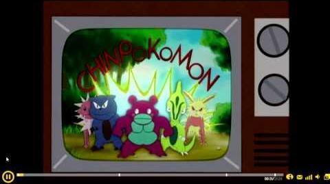 Chinpokomon Commercial