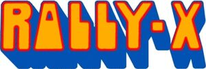 Rally-X Logo