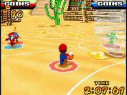 MarioBasket Glare Desert