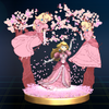 SSBB Trophy 020 Peach Blossom
