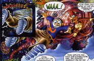 N-Gang FreezeFrame wormhole