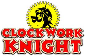 Clockwork Knight logo